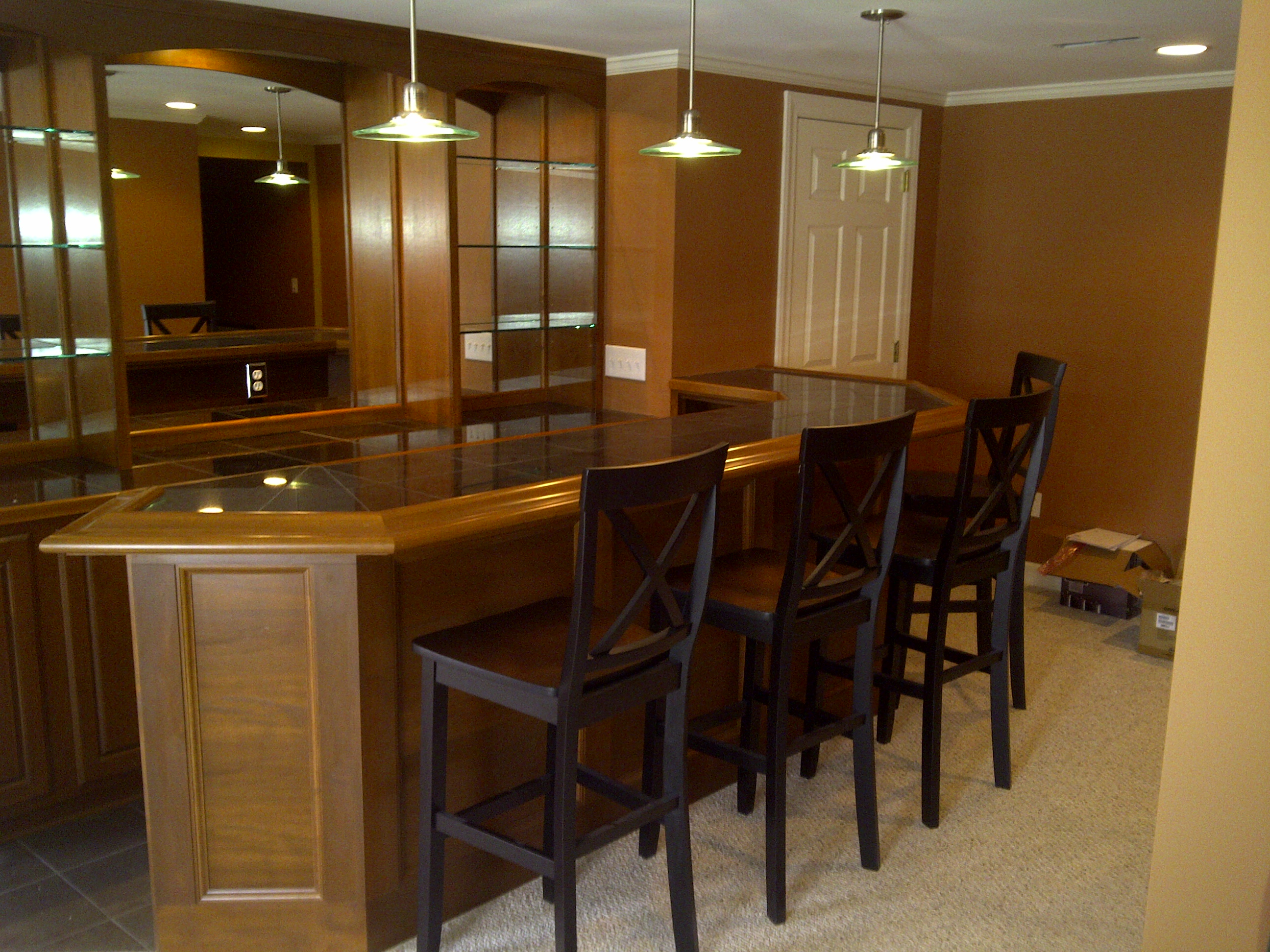 kitchen bathroom basement remodeling expert near victor